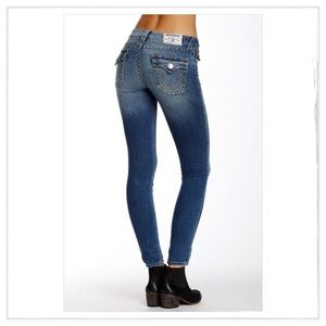 True religion Premium basic leggings